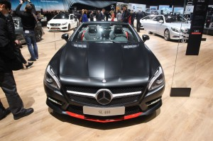 Geneva International Motor Show 3 - 4 March 2015