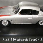 DIE-CAST-FIAT-750-ABARTH-COUPE-1956