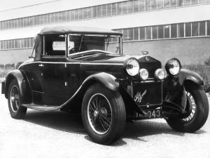 1928 Alfa Romeo 6C 1500 Sport