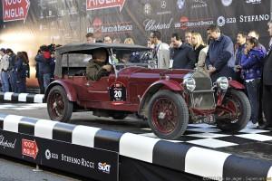 1930 Alfa Romeo 6C 1500 Sport