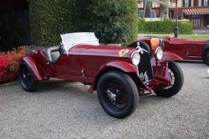 1933 Alfa Romeo 6C 1500 SS Scuderia Ferrari