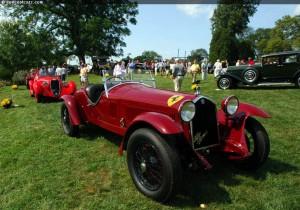 1934 Alfa Romeo 6C 1500 SSTF Brianza
