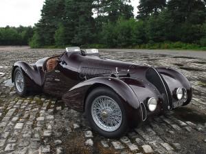 6C 2300 B Mille Miglia Spider Touring