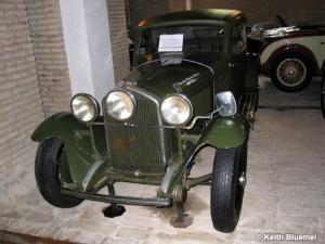 6C 1750 GT berlinetta Touring