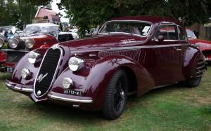 6C 2300 Mille Miglia berlinetta Touring