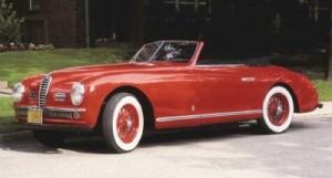 6C 2500 S Cabriolet Pinin Farina